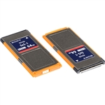 Sony 64GB SxS-1 G1C Series Memory Card 2-Pack