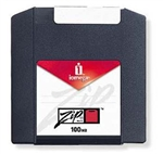 Iomega 100MB ZIP Disk PC Formatted, 31582
