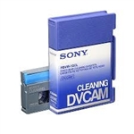 Sony PDV-12CL Cleaning DVCAM