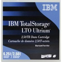 IBM LTO 6 Ultrium Tape 00V7590