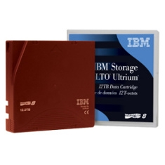 IBM LTO 8 Tape Cartridges 38L7302