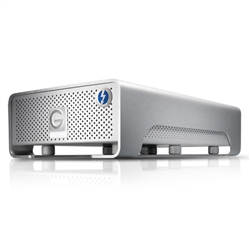 G-Technology G-DRIVE - 2TB External Hard Drive