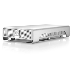 G-Technology G-DRIVE - 3TB External Hard Drive