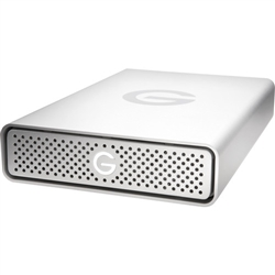 G-Technology 6TB G-DRIVE G1 USB 3.0 Hard Drive: 0G03594