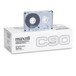 Maxell DUP-90 Duplicator Series Audio Cassette