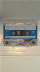 BASF IS-90 Minutes Instant Start Audio Cassette