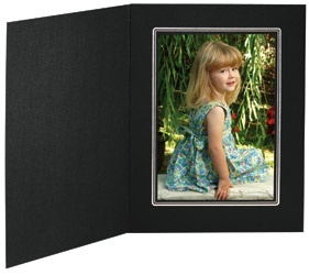 Tap Buckeye Blacksilver Picture Folder Frame Size 4x6 139782500