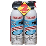 Maxell Canned Air 10 oz #152 Single 190026