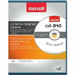 Maxell CD Lens Cleaner CD-340 190048
