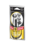 Maxell IN EAR BUD WITH MIC   IE-MIC BLK