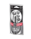 Maxell IN EAR BUD WITH MIC   IE-MIC WHT