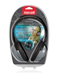Maxell Noise Cancellation Headphone  HP/NC-II