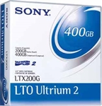 Sony LTO 2 Ultrium Tape Library Pack of 20: 20LTX200G
