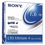 Sony LTO 4 Ultrium Tape Library Pack of 20: 20LTX800G