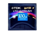 TDK LTO 1 Ultrium Tape 200/400 GB 27580