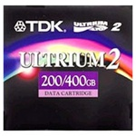 TDK LTO 2 Ultrium Tape 200/400 GB: 27694
