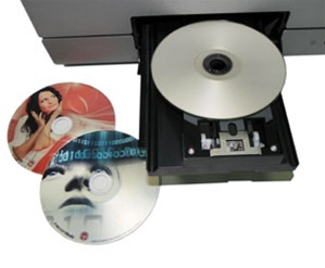 graphic about Inkjet Printable Cd identified as Falcon CD-R 80 Moment 700mb, 52X, Silver Pearl Inkjet Hub Printable-100 Pack
