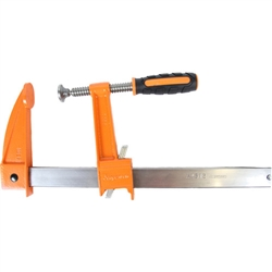 "Jorgensen 30"" Heavy Duty Steel Bar Clamp 3730-HD"