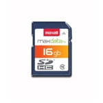 Maxell SDHC Card - 16 GB 501303