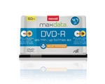 Maxell DVD-RPW47 GEN 50PC SPN  DVD-R4.7GB Printable White Matte