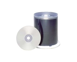 Maxell CD-RP 100 PC SPINDLE-INK JET  700MB BLANK SILVER MATTE