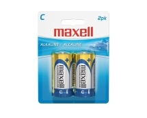 Maxell C CELL 2PK