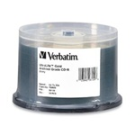 Verbatim 96159 700 MB 52x UltraLife Archival Grade-50 pack