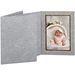 TAP Picture folder frame in dynasty gray/gold size 4x6 #102611100
