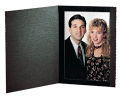 TAP picture folder frame Senior Slip-in Ebony 5x7: 103041250