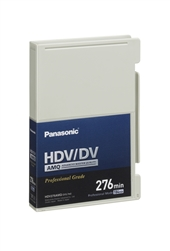 Panasonic AY-HDV276AMQ Advanced Master Quality DV/HD Tape