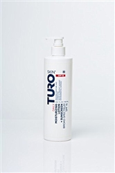 Turo Daily Moisturizing Lotion + Sunscreen Broad Spectrum SPF 15, 16.9 Oz, back bar pump, Unisex