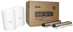 DNP DS80 Dye-sublimation Photo Media