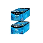 Sony DVC60PRL Mini DV Tape 10 pack
