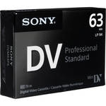 DVM63PS Sony Mini DV Professional Standard