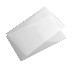 Verity Polypropylene Sheets for VS4000 Blu-Ray Overwrapper