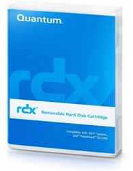 Quantum RDX 500GB Removable Disk Cartridge MR050-A01A