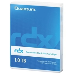 Quantum RDX 1TB Removable Disk Cartridge MR100-A01A