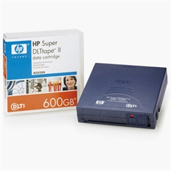 HP Super DLT II 600GB Data Cartridge 183715 | Malelo.com