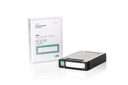 HPE | RDX 500GB Removable Disk Cartridge Q2042A