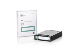 HPE RDX 1TB Removable Disk Cartridge Q2044A