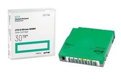 HPE WORM LTO-8 Ultrium Data Cartridge LTO8 Q2078W