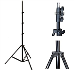 RPS 8 Foot 4 Section Light Stand RS-1068