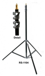RPS 10 Foot 3 Section Light Stand