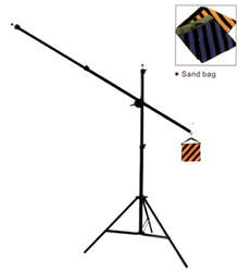 RPS 6 Foot Boom Stand with Boom Arm
