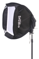 RPS Studio 15 inch Soft Box Kit for Shoe Mount Flash, Without Stand