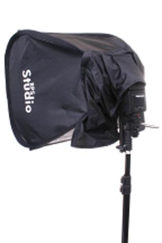 Rps Studio 15 Inch Soft Box Kit For Shoe Mount Flash
