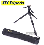 STX Pro 656 with 3-Way Head Tripod and Case