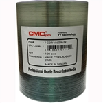 CMC Pro Taiyo Yuden (TCDR-VALZPP-SK ) 52X CD-R Silver Thermal Lacquer Hub-Printable - 100 Pack